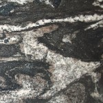 New Forest Black granite